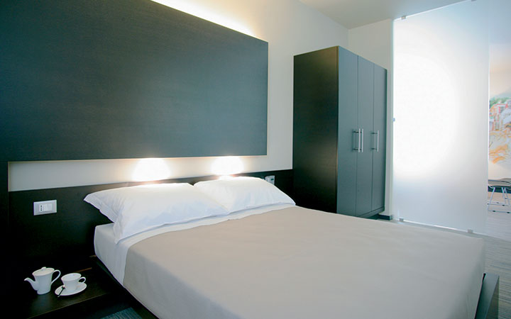 Art Hotel Udine, stay with style